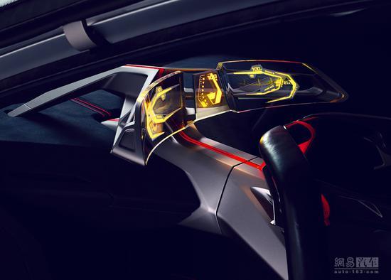 未来也要有驾驶激情 宝马Vision M Next概念车首发